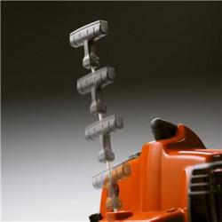 Smart Start® (Система легкого запуска) Двигатель и стартер обеспечивают быстрый и легкий запуск. Сопротивление шнура стартера снижено на 40%.