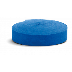Лента этикеточная синяя 20мм