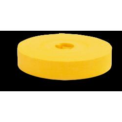Лента этикеточная желтая 20мм