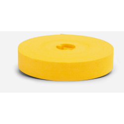 Labeling tape yellow 20mm