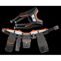 Instrumentu jostas FLEXI kpl ar ķīļu kabatām