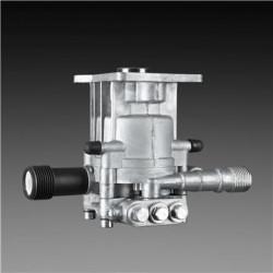 Metāla sūknis Sūknis ir izgatavots no metāla, lai samazinātu salūšanas risku un nodrošinātu izstrādājumam ilgu darbmūžu.