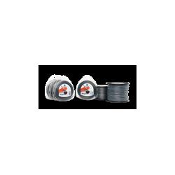 Whisper X 2.4mm 90m серый