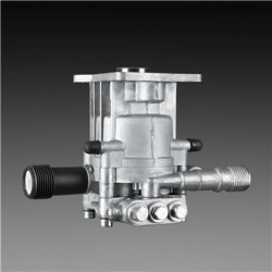 Metal Pump The pump is made of metal to minimise the risk of breakage and to give your product a long lifetime.