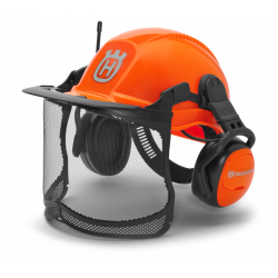 Forest helmet Functional with FM radio