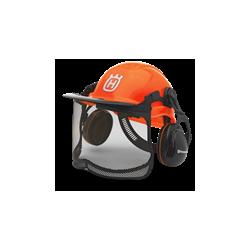 Forest helmet, Functional
