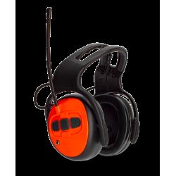 Dzirdes aizsargi ar FM radio
