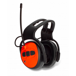 Hearing protection with FM radio