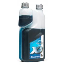 Divtaktu eļļa XP Synthetic 1L ar dozatoru
