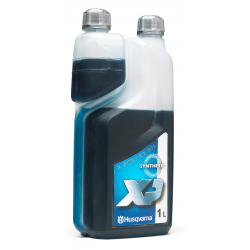Divtaktu eļļa XP Synthetic 1L ar dozatoru