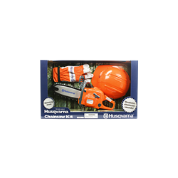 Toy Chainsaw Kit, Husqvarna