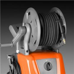Катушка шланга Простое и удобное хранение шланга с легким наматыванием.