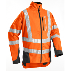 Куртка для работы в лесу Classic High Viz, Husqvarna