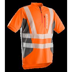 Darba T-krekls ar īsām piedurknēm, Technical High Viz, Husqvarna