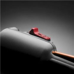 Automātiskais stop slēdzis Stop slēdzis automātiski atgriežas sākuma pozīcijā, lai atvieglotu atkārtotu iedarbināšanu.