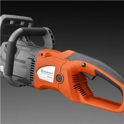 Ergonomic handle Ergonomically shaped handle for greater comfort and easy access to the controls.