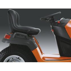 Увеличенная опора для ног Обеспечивает комфортность и легкость посадки и высадки.