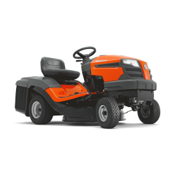 Dārza traktors Husqvarna TC130