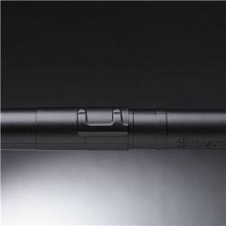 Regulējams caurules garums Pūtēja caurules garums var tikt regulēts labākam sniegumam.