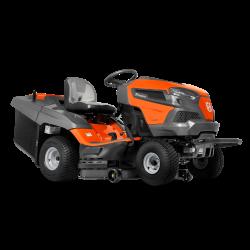 Husqvarna TC 238 TX ir jaudīgs traktors