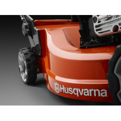 Composite chassis Durable and light chassis, designed for best collection performance.