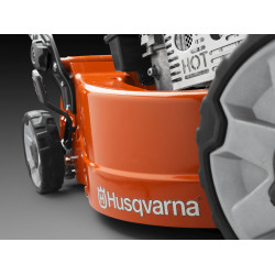 Strong and durable aluminium chassis A strong and durable chassis, designed for best collection performance