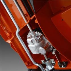 Alumīnija korpusa transmisija Komerciāla līmeņa pārnesumkārba ar alumīnija korpusu, kas paredzēta biežai un ilgai lietošanai.