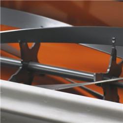 Сверхпрочные режущие ножи Для превосходной эффективности стрижки травы и максимальной износостойкости.