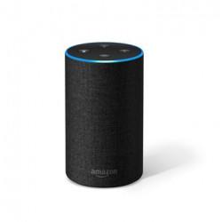 Lieliska mijiedarbība Visi ar Automower® Connect aprīkotie robotizētie zāles pļāvēji ir savienojami ar Amazon Alexa un Google Home. Nepieciešams tikai dot balss komandu viedajam skaļrunim, un Husqvarna Automower® steigs to izpildīt. Jūs varat lietot tādas biežākās komandas kā START, STOP, PARK un statusa ziņojumus vienkārši pajautājot savam balss asistentam.
