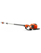 Battery pole saws